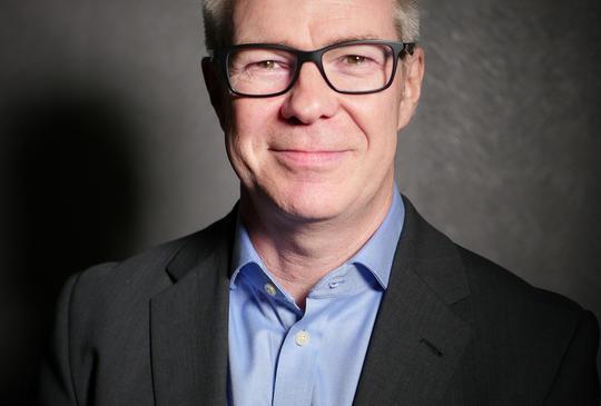 John Scanlon from SUEZ